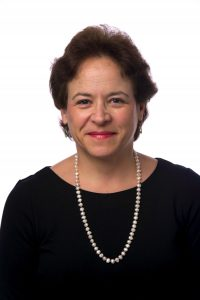 Portrait of Joan Elise Dubinsky, Director of Ethics office.